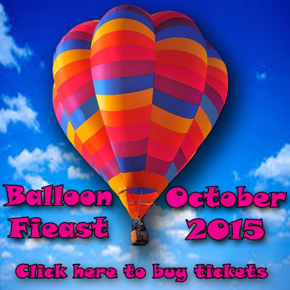 Balloon fiesta 2015